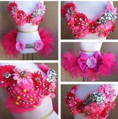 Cute Rave Outfit!