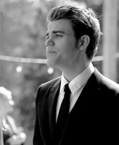 So dashing in a suit, I'm swooning ❤