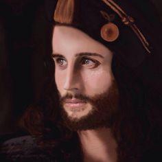 Mark Ryder as Cesare Borgia