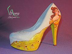 belle heels