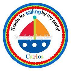 $5.00 for a dozen cute nautical theme www.etsy.com/...