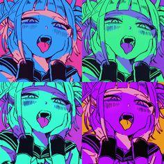 Character: Himiko Toga