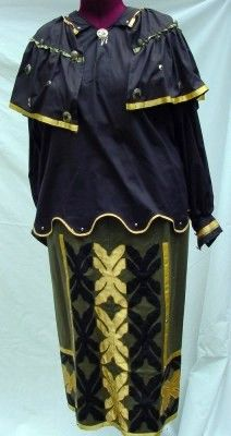 SewNative • CUSTOM-MADE TRADITIONAL POTAWATOMI GARMENTS for Pow-Wow & Dance Competition