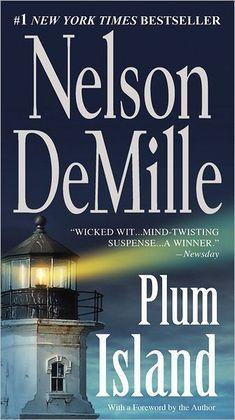 Plum Island (John Corey Series #1) -Nelson DeMille
