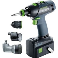 Festool 564394 Akku-Bohrschrauber T18+3 Li 3.0 Set