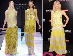 Brooklyn Decker In Giambattisa Valli - 'What To Expect When You're Expecting'