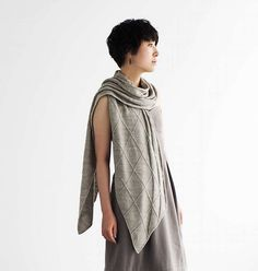 Ravelry: Structures pattern by Claudia Eisenkolb