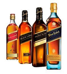 Johnnie walker bottles | ... - Good Spirits. Delivered. - Johnnie Walker Collection (4 bottles