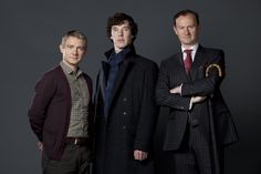 If you have never watched the show before Benedict Cumberbatch and Martin Freeman return as Sherlock Holmes and John Watson. Description from celebdirtylaundry.com. I searched for this on bing.com/images