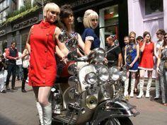 #sixtiesDay #Carnaby #Lambretta #Scooterist #sixties #NorthernSoul