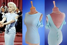 There's no business top Century Marilyn Monroe Outfits, Marylin Monroe, Iconic Dresses, Feminine Energy, Dita Von Teese, Norma Jean, Fashion Vintage, Retro, 21st Century