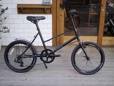 《カスタム》サイクス・ウッドフェンダース を20インチ用に加工 | Cruise Bicycle+Cafe Official Blog