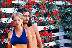 Pattie Boyd, George Harrison .. I posted this a long time ago.. recently found this HQ version.. love this photo.