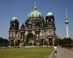 Berliner Dom in Deutschland