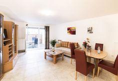38-70qm Apartments für Selbstverpfleger mit voll ausgestatteter Küchenzeile im NAAM Hotel und Apartments Frankfurt | TOP | Tagungshotel | Messehotel | Konferenzhotel