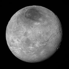 Charon: NASA Just Released This Amazing New Set of Up-Close Pluto Pictures