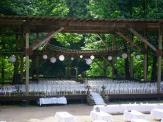 Looking for a the perfect venue nestled in the Oregon woods? Check out Horning's Hideout - Bravo! Wedding