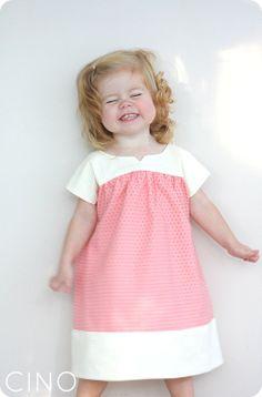 pink ice cream dress