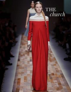 The Church - Valentino -The top 10 trends for autumn/winter 2013 | ELLE UK