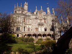 Palacio da Regaleira, Sintra