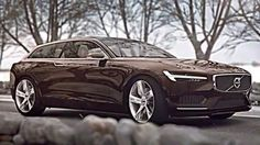 2017 Volvo XC70 Redesign and Interior - http://www.carstim.com/2017-volvo-xc70-redesign-and-interior/