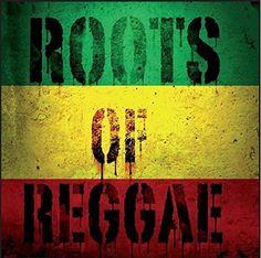 Various Artists - Roots Of Reggae / Various [Cd] Reggae Rasta, Reggae Mix, Jamaican Art, Jamaican Music, Ska Music, Nesta Marley, Bubble Style, The Wailers, Aesthetic Collage