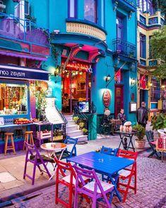 Istanbul, Turkey  Courtesy of @delafuente___
