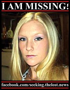 1/27/2013: Heather Hodges is still missing from Rocky Mount, Virginia. No one has been in contact... pinned with Pinvolve