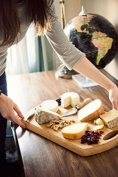 Creating the Perfect Cheese Plate. A good thing to know.