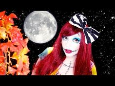 Sally (Nightmare Before Christmas) INSPIRED Makeup! (+playlist)