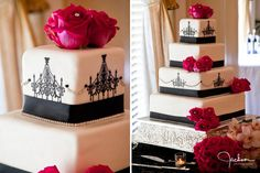 I'm head over heels in love with this cake..