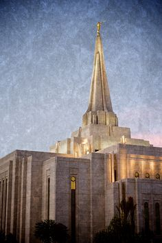 Gilbert, Arizona LDS Temple  More LDS Greats at: MormonFavorites.com  #LDS #Mormon #LDSquotes