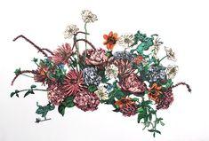 Buy original art by rising South African artist Adele van Heerden. Inception is a floral drawing size 66 x 44 x 4 cm. South African Artists, Floral Drawing, Online Art Gallery, Adele, Art For Sale, Original Art, Van, Drawings, Sketches