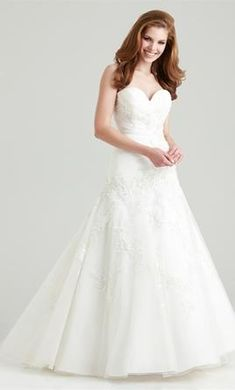 Allure 2565, find it on PreOwnedWeddingDresses.com