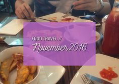 My adventure in November! :D #FoodTravel #Food #Foodie #FoodBlogger #Surabaya #KulinerSby #Culinary