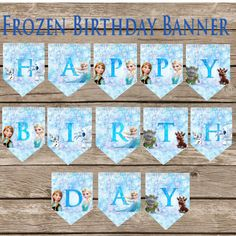 Hey, I found this really awesome Etsy listing at https://www.etsy.com/listing/188881642/frozen-birthday-banner-digital-download