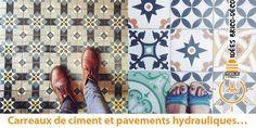 Carreaux de ciment et pavements hydrauliques…