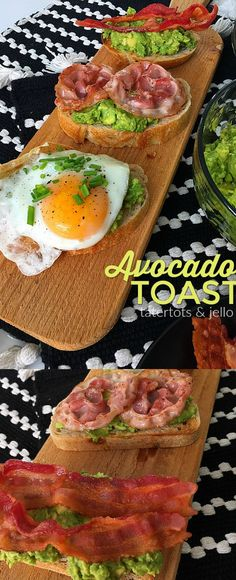 Avocado Toast Buffet