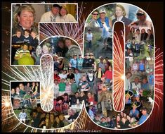 30 x 50 collage poster ♦ My beautiful Mother in law birthday is coming …It's everyone and their mothers birthday this week and there was a million donuts and cookies available in my office today…My mom, my best friend turning Father Birthday Gifts, Mom Birthday, Gifts For Father, Mother Gifts, Mothers, Birthday Photo Collage, Birthday Photos, Father Images, Photocollage