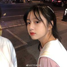 Korean Girl Photo, Cute Korean Girl, Cute Asian Girls, Sweet Girls, I Love Girls, Cute Girls, Korean Best Friends, Girl Korea, Ulzzang Korean Girl