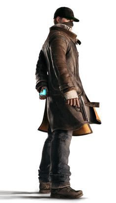 Watch Dogs: Aiden Pearce (Concept-Full)