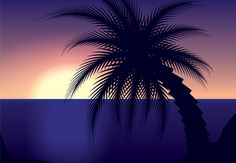Create a Sunset Scene Using the Blend Tool in Illustrator — Tuts