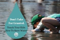 On this let's take the wake-up call and teach our kids to save water before we reach the fate of Cape Town. World Water Day, Wake Up Call, Taken For Granted, Save Water, Our Kids, Mom Blogs, Cape Town, Blogging, About Me Blog
