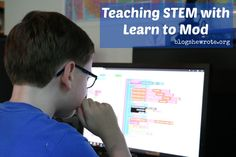 Teaching STEM with Learn to Mod