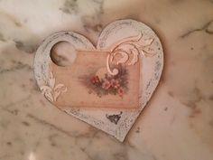 Corazón para puerta