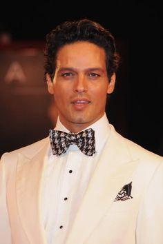Gabriel Garko as Dr. Vincent DeMarco (Sempre by JM Darhower)