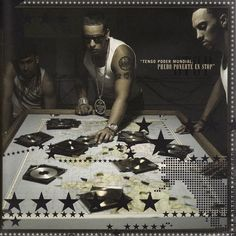 Caratula Interior Frontal de Daddy Yankee - El Cartel: The Big Boss