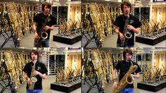 Cee Lo Green - Forget You - Alto, Tenor, Baritone Saxophone