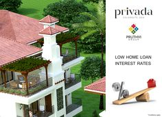 Home loan rates reduced to 8.50% by leading banks. Invest now in your 2nd home furnished with imported furniture at Privada Calangute Goa and earn assured fixed returns every year. Enjoy a free stay for 15 days with your friends and family in Goa. For details call 9167239292 & 7506925757.