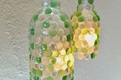 15 Ways to Upcycle Glass JARS and BOTTLES | DIY Roundup - Part 2
